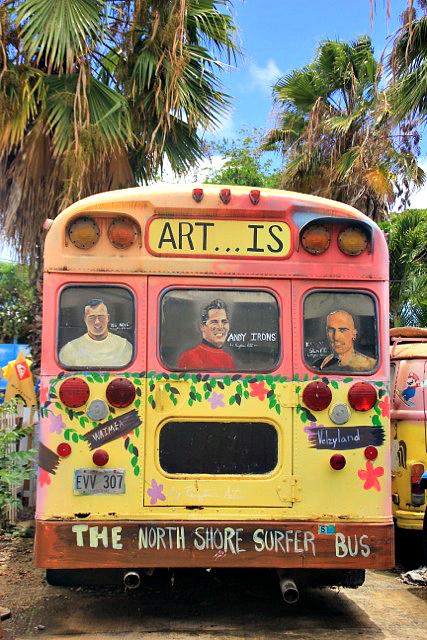 North Shore School Bus