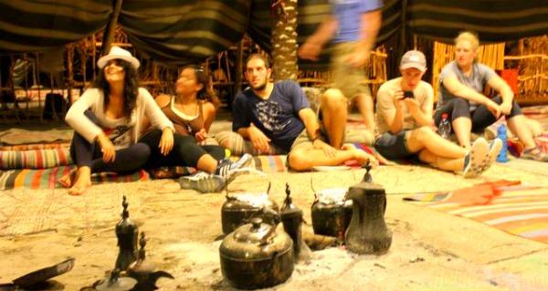 Bedouin Coffee Culture