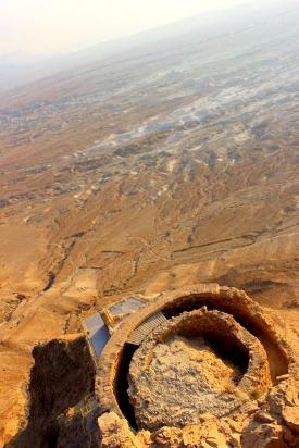 Lower Terrace of Masada