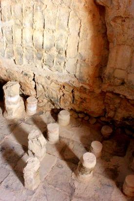 Masada Bath Houses