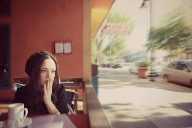 Aunt Mary's Cafe Patio, Temescal, Oakland, California