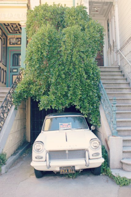 Car For Sale in the Haight