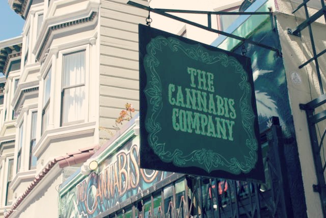 The Cannabis Company, in Haight-Ashbury