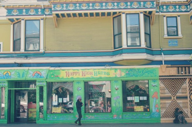 Happy High Herbs, Haight-Ashbury
