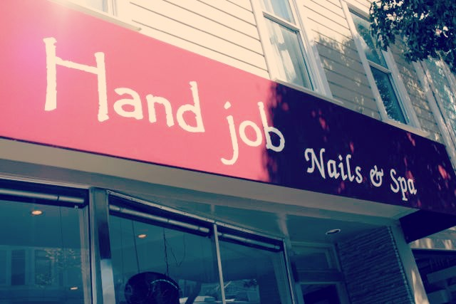 Hand Job Nails & Spa