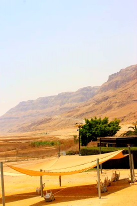 Path to Dead Sea 2