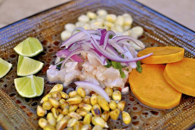 Peruvian Ceviche Recipe / Ceviche Peruano