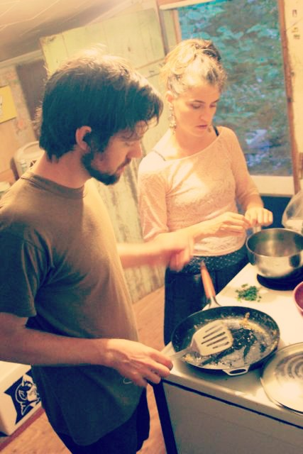 Bowerbirds Cooking