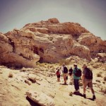 Nevada Petroglyph Hike with the Friends of Gold Butte