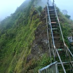 Hiking the Stairway to Heaven Hawaii