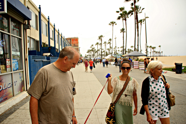 katie and parents