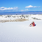Discover Another World at White Sands National Monument